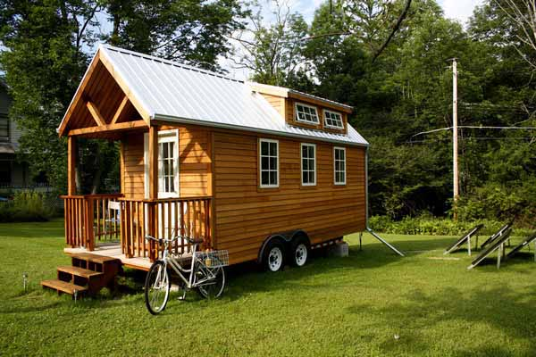 eco homes, trailer home
