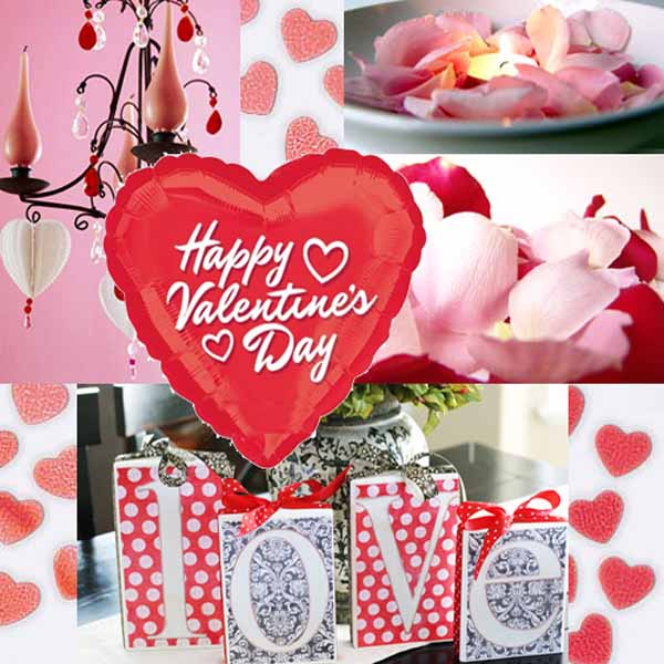 home decorating ideas for valentines day