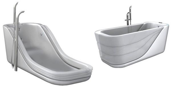 modern bathtubs for elderly