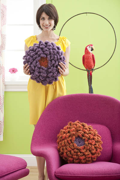 Knitting And Crochet For Home Decor Handicrafts Trend In Modern