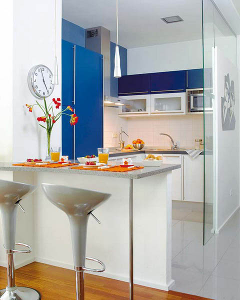 Kitchen Design Ideas For Small Kitchens November 2012: Kitchen Design With Peninsula, 20 Modern Kitchen Designs