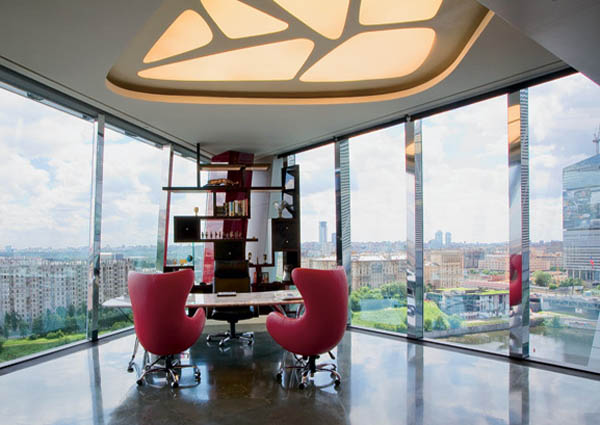 7 Modern Office Interiors In Different Styles Home Office Interior Design Trends