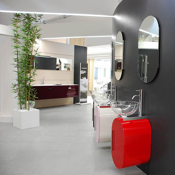 Contemporary Bathroom Vanity From Lasa Idea