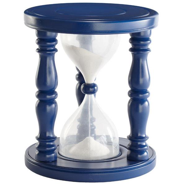 wood sand clock