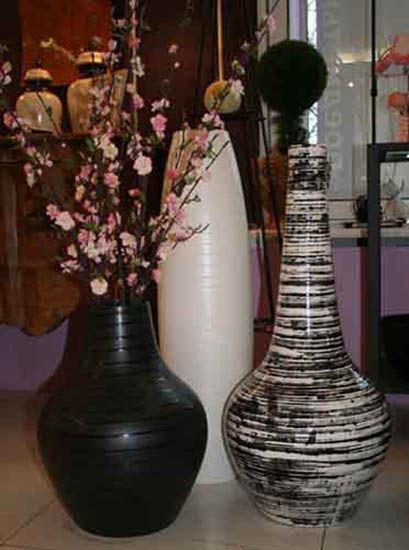 Home Staging and Interior Decorating with Vases, Beautiful ...
