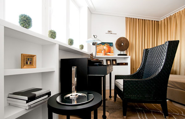 Stylish Apartment Ideas From Russian Designer Galina Mikulik Awesome Home Decor Apartment