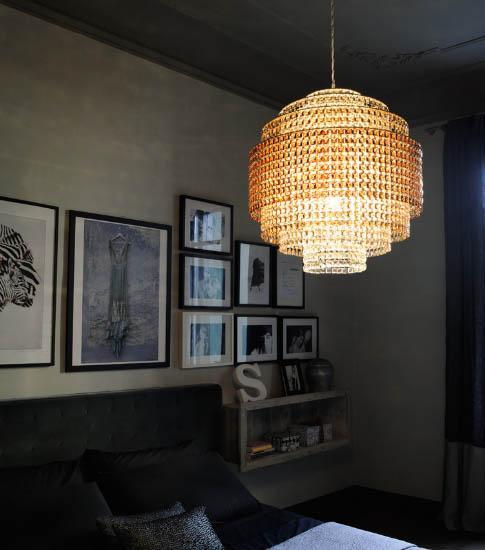 Crystal Chandeliers From Lolli E Memmoli Modern Lighting