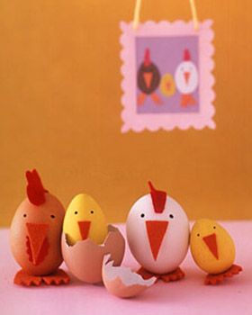 10 Easter Decorations Made Of Egg Shells Creative Easter Ideas And
