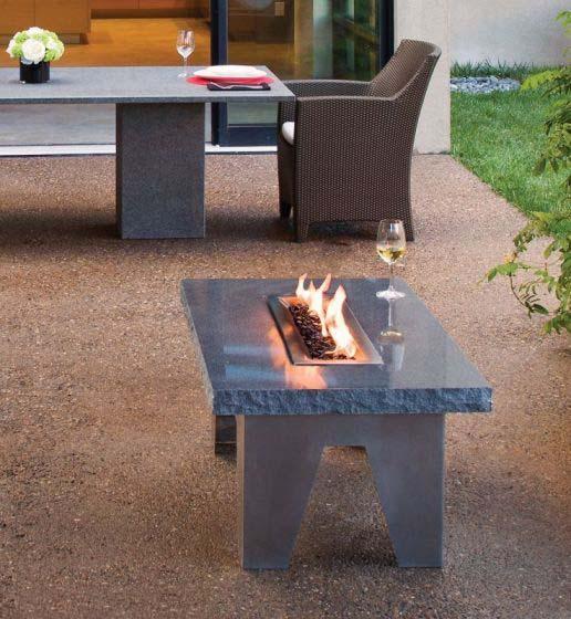 stone furniture design