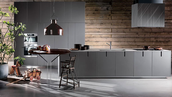 Italian Kitchen Design Contemporary Kitchen Hd23 By Massimo Castagna