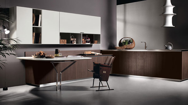 Minimalist Kitchen, Modern Kitchen Designs In Minimalist Style