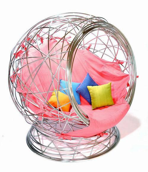 Kirv Nest Chair Design