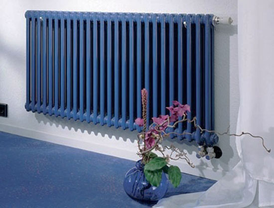 Painting Old Heaters And Cast Iron Radiators Stylish