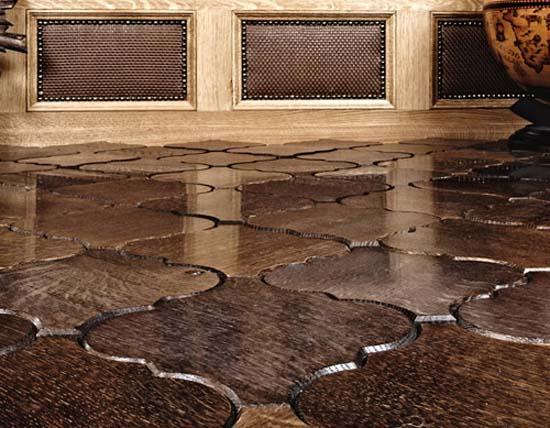 Unique Floor Decor For Modern Interior Design, Wood Tile Designs, Mosaic Floor  Tiles