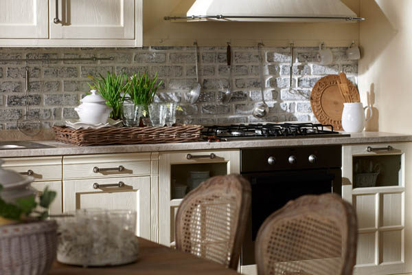 Retro Kitchen Design Ideas from Marchi Group, Vintage ...