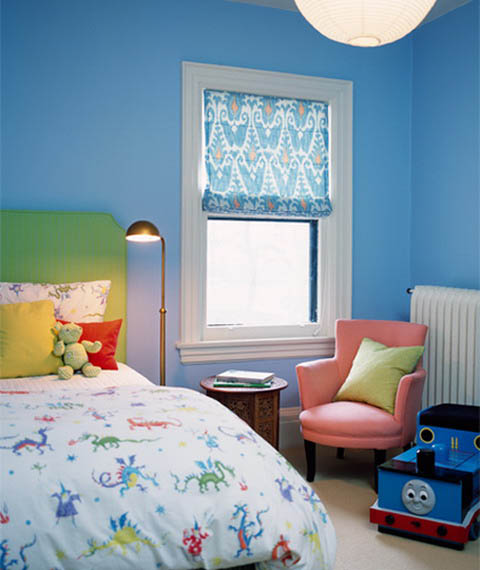 Bright Color Combinations For Interior Decorating By Holly Dyment, Colorful Spring Decorating Ideas