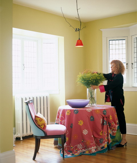 Bright Color Combinations for Interior Decorating by Holly Dyment ...