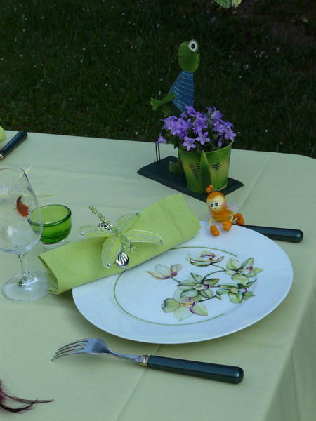 Table Decorating Ideas Spring Holiday Decor With