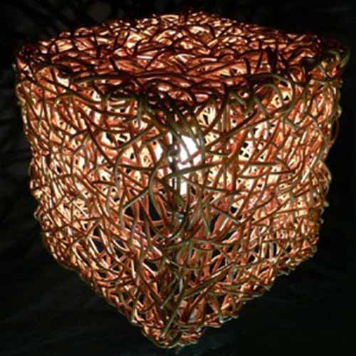 Tree Branches With Lamps For Room Decorating Inspiring