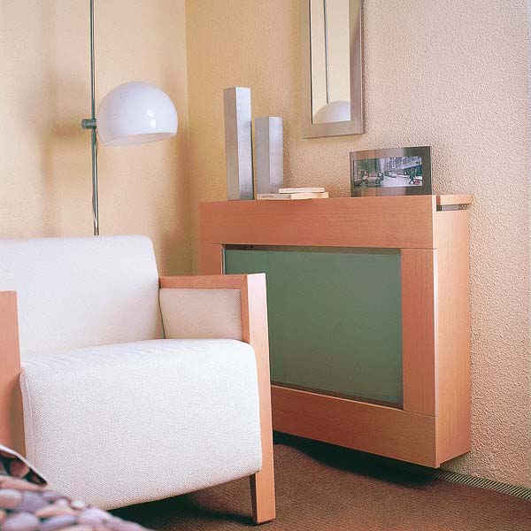 Room Heaters In Modern Interior Design Wooden Covers For