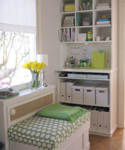 9 Window Seat Designs With Heaters, Modern Interior Design