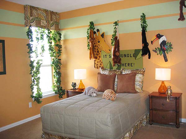 Fun Wall Painting Ideas Bedrooms