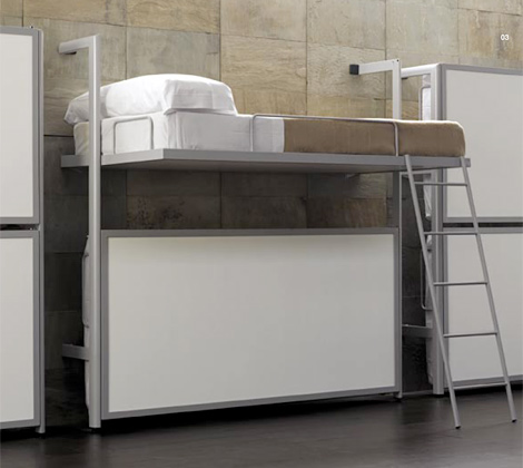 Fold Down Beds And Space Saving Bunk Beds From Resource Furniture