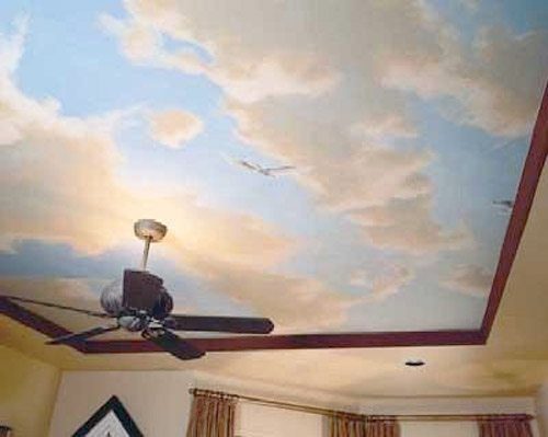 Ceiling Designs 15 Ideas For Ceiling Decorating With Modern Wallpaper