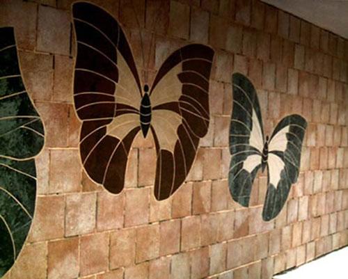 . Ceramic Granite  Beautiful Wall Design and Modern Flooring Ideas