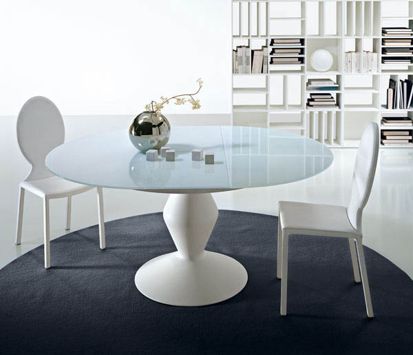 Room Decorating With Glass Top Tables, 20 Gorgeous Modern Tables