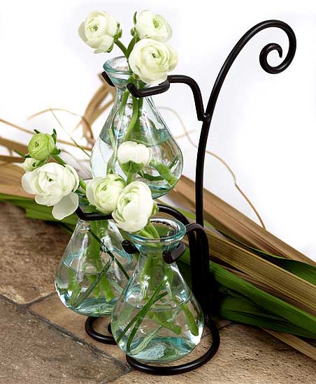 20 Ideas For Mothers Day Gifts And Home Decorating With Glass Vases