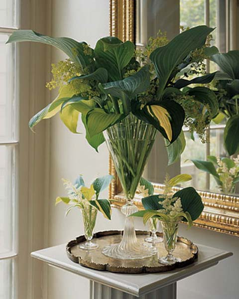 Marvelous Glass Vases Are Inexpensive, Practical And Very Decorative Home Accessories  That Give Many Opportunities To Experiment With Interior Decorating Ideas  And ...
