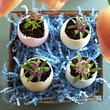 easter ideas for table decoration