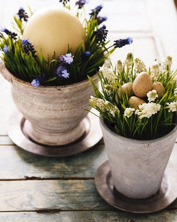 15 easter ideas for simple table centerpieces and gifts handmade easter decorating ideas and simple handmade gifts negle Image collections