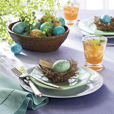 easter table decorations and centerpieces for easter