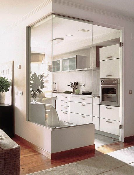 Contemporary Interior Glass Doors Without Wooden Frames Are One Of The Most  Spectacular Modern Interior Design Trends That Are Especially Good For  Apartment ...