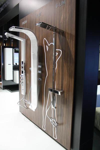 shower design and bathroom fixtures