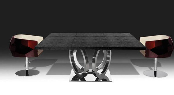 New furniture from fendi casa for interiors and outdoor for Casa italia design