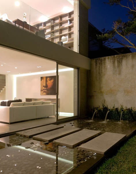 Eco House Design Hobart: Modern Houses In Eco Style, Casa Luz House Design By Paz