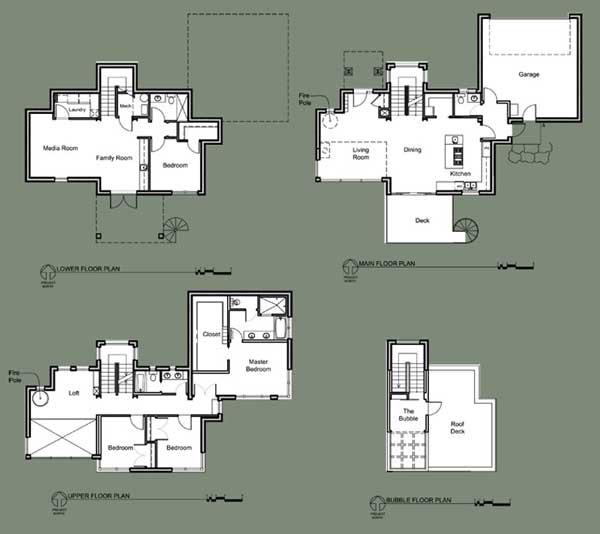 Eco Home Design Ideas: Sustainable Design, Thomas Eco House By Designs Northwest