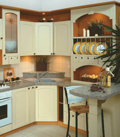 Modern Furniture Small Kitchen Decorating Design Ideas 2011: Small Kitchen Designs, 15 Modern Kitchen Design Ideas For
