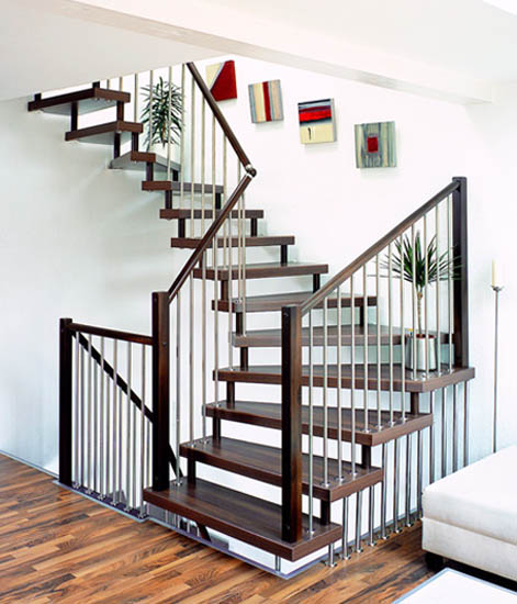 Staircase Decorating Ideas With Modern Design: 15 Beautiful Staircase Designs, Stairs In Modern Interior