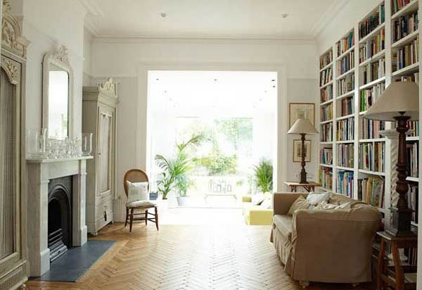 white paint for walls and furniture