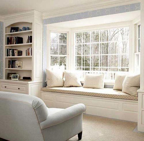 Window Seat Designs 40 Inspiring Window Bench Design Ideas Stunning How To Decorate A Bench With Pillows