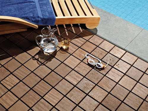 wood floor for outdoor spaces