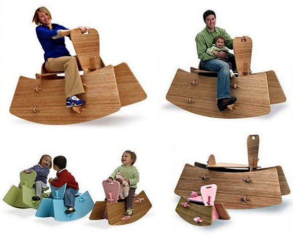 Banana Rocking Chair And Car Like Rocker Are Beautiful Children Furniture  Pieces That Make Great Kids Toys And Room Decorations.