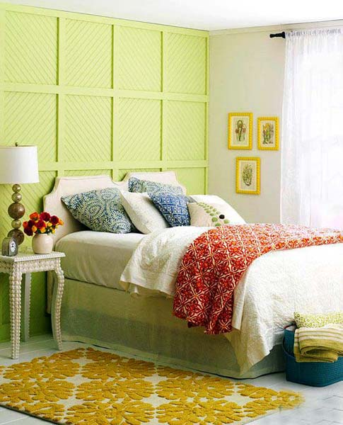 15 Colorful Bedroom Designs, Cheerful And Bright Bedroom