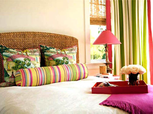 15 colorful bedroom designs cheerful and bright bedroom 18381 | bedroom decorating ideas color combinations 8