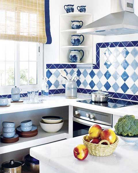 Blue Interior Design Ideas: Noble Blue Color Shades For Rich Interior Design And Decor