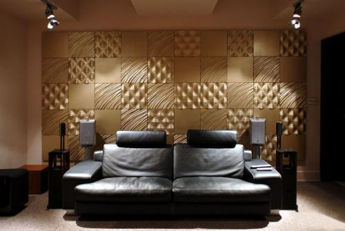 Decorative 3d Wall Panels Adding Dimension To Empty Walls In ...